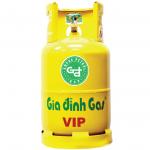 Bình Gas Gia Đình Vàng VIP 12 Kg