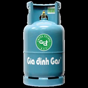 Bình Gas Gia Đình Xanh Petrolimex 12 Kg